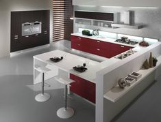 11 best Bucatarii images on Pinterest | Kitchens, Architecture ...