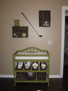 Golf Theme Nursery On Pinterest Golf Nursery Golf And