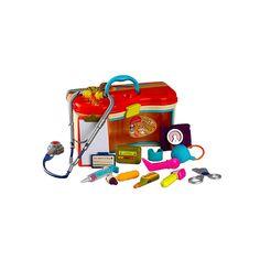 Orvosi táska - doktor szett, Wee MD 18 hónapos kortól - B.toys