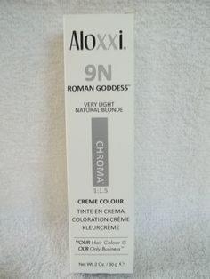 Aloxxi Chroma Creme Colour 9N Very Light Natural Blonde >>> Visit the image link more details. (This is an affiliate link and I receive a commission for the sales)
