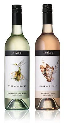 Sage Visual Solutions - Portfolio - Packaging - Tomich Wines