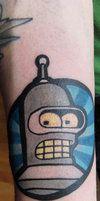 Cool Bender. Needs more sass?