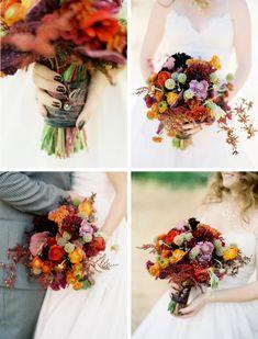 Flowers courtesy Jose Villa