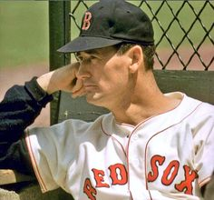 """Ted Williams """"This game is so easy for me."""""""