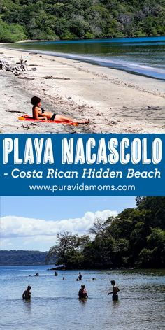 Shhh... don't tell! The secret hidden beach even most local ticos don't know about. Family Vacation Destinations, Amazing Destinations, Vacation Trips, Travel Destinations, Caribbean Vacations, Beach Resorts, Costa Rica With Kids, Travel And Leisure, Travel Tips