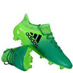 10d574ee1b Chuteira Adidas X 16.1 FG Campo Verde Somente na FutFanatics você compra  agora Chuteira Adidas X