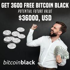 Bitcoin Black v Bitcoin. Get FREE coins ($36 value)!