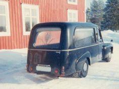 Hearse Volvo 445