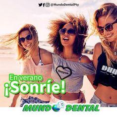 Que el sol no sea lo único que brille este verano! . #MundoDentalPty#DentistaEnPanama#Verano