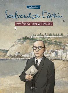 Un llibre per a iniciar-se en el coneixement de la vida i l'obra de Salvador Espriu.