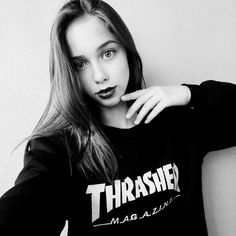 $12.66 Click Visit to buy from AliExpress -- Thrasher Magazine New Skateboard Harajuku Sweatshirt Men Black in Trasher Winter Mens Hoodies and Sweatshirts Hip Hop XXS 4XL
