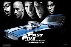 Fast Five!!
