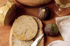 Foie gras au sel Camembert Cheese, Dairy, Bread, Food, Christmas, Trier, Yule, Meal, Xmas