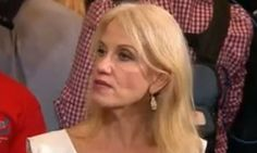 Kellyanne drops a bomb about some morally superior Congress members' 'uninvited' behavior with women