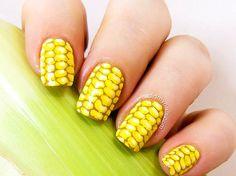Food Nail Art Design | Food manicure: idee per nail art davvero particolari | unghie con i ...