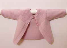 5 / Pink Jacket pattern by Florence Merlin
