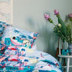 Finlayson Viidakkomuumi duvet cover set | Bed linen | Decoration | FinnishDesignShop.com