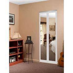 Home Improvements Refference | Bifold Mirrored Closet Doors Home Depot |  David Wolf 10D | Pinterest | Mirrored Closet Doou2026