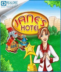 LeeGT-Games: Jane's Hotel Trilogy