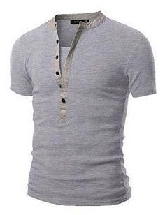 Fashionable Short-Sleeved Shirts