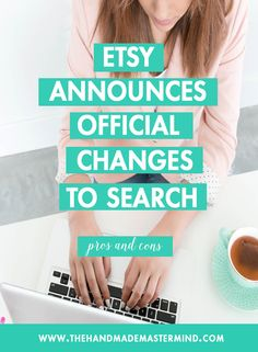 Etsy search engine, Etsy search tips - The Handmade Mastermind