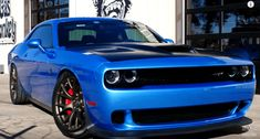 """The owner of this 2016 Dodge Challenger Hellcat is one of those guys that don't like the word """"stock"""". Check out the video to learn all about the build!"""