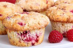 Apple and raspberry muffins - Netmums