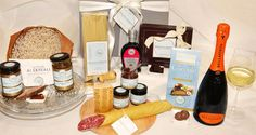 Great Flavors Food Hamper https://goo.gl/2JUB2o a great way to be remembered every day with some of the finest and exceptional Spagni & Spagni #specialties