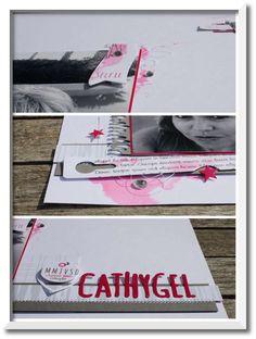 """Cathygel: page : Tampons et matrices de coupe (dies) 4enSCRAP """"Nos essentiels"""""""