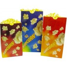 Protect your clothing, and that of your customers, with the Benchmark USA Popcorn Butter Bags . Specially coated to prevent butter from leaking. Popcorn Bags, Butter Popcorn, Large Bags, Small Bags, Popcorn Supplies, Movie Theater Decor, Media Room Decor, Blue Artwork, Fun Events