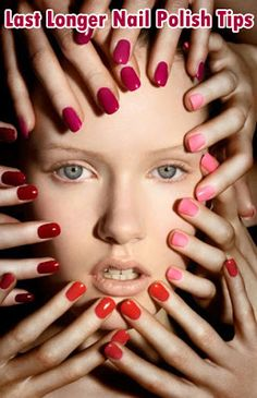 7 Tips for Making Your Nail Polish Last Longer
