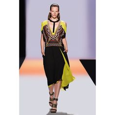 BCBGMAXAZRIA - SHOP BY CATEGORY: SALE: VIEW ALL SALE: RUNWAY NASHA COLOR-BLOCKED DRESS