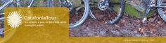 CataloniaTour. Rutes en bicicleta per Catalunya, accessibles en transport públic.