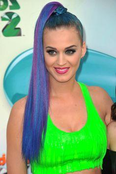 Katy Perry - Nickelodeon Kids' Choice Awards 2012