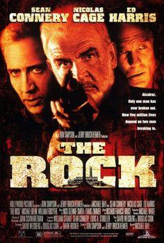 The Rock #Sean Connery #Nicolas Cage