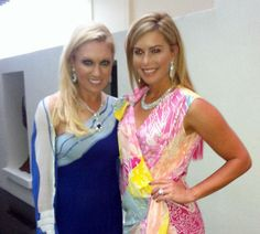 Natalie Gulbis, Paula Creamer, LPGA Gala, Twitter Snapshots from the Pros Photos | GOLF.com