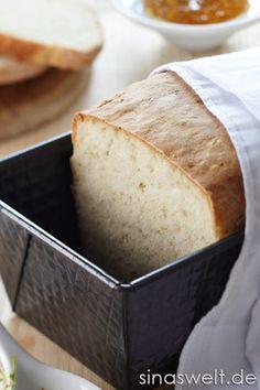 Glutenfreies Low Carb Brot mit Flohsamenschalen Pulver oder auch Brötchen