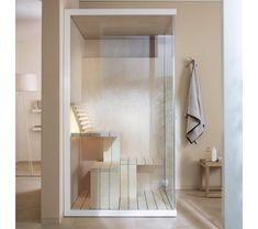 Alternate image of Duravit Inipi B Corner Sauna Super Compact 1175 x 1170mm