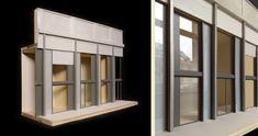 – Meili Peter Architekten 3d Modelle, Zurich, City, Architectural Models, Facades, Architects, Inspiration, Silhouette, Ideas