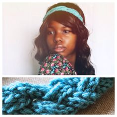 Free crochet pattern braided headband available at http://thedreamcrochet.blogspot.com/2015/03/diy-how-to-crochet-woven-headband-free.html?m=1