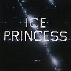 """""""Ice Princess"""" (1990) 68""""X68"""" by Ed Ruscha"""