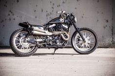 Tracker 48 for MotoUSA by Roland Sands Design. (via Sporty Tracker for Motorcycle USA   Roland Sands Design)