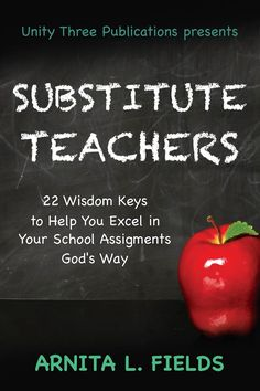 May Substitute Teachers across the globe receive the strength they need to move forward and execute in a spirit of excellence the Father's plan for their lives as they service the needs of students, parents and administrators within their local communities.
