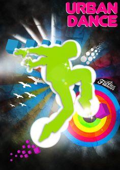 Urban Dance Poster by AlexFrances on DeviantArt Dance Posters, Online Help, Deviantart, Urban, Candles, Literature, Dancer, Guy, Hoodie