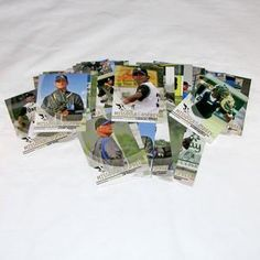 2004 Osprey Cards