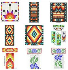 Bead Pattern Images