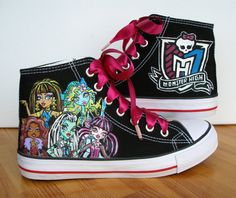 Hey, I found this really awesome Etsy listing at https://www.etsy.com/listing/174927398/custom-hand-painted-adult-monster-high