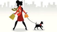 The perfect dogs for the working gal