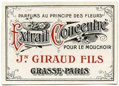 Vintage Labels - Bing Images