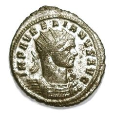 "Aurelian was the 44th emperor in 270-275. During his reign, he suppressed numerous revolts and would-be usurpers. He defeated the Alamanni after a devastating war, as well as invasions from such tribes as the Goths and Vandals. Aurelian restored the Empire's eastern provinces after his conquest of the Palmyrene Empire and conquered the Gallic Empire in the west, reuniting the Empire. The Roman Senate declared him ""Restitutor Orbis,"" Restorer of the World. Nonetheless, he was assassinated."